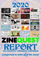 2020 Zine Quest Report