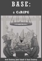BASE: a CaRdPG (hard cover)