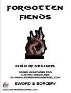 Forgotten Fiends: Child of Nethuns