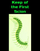 Keep of the First Scion - An Adventure for Troika!
