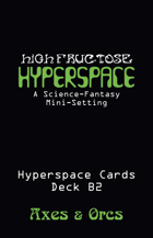 High Fructose Hyperspace Deck B2