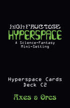 High Fructose Hyperspace Deck C2
