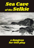 Sea Cave of the Selkie