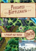 Forested Battle Maps [BUNDLE]