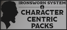 Character-Centric Packs (for the Ironsworn System)