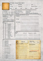 The Silence of Hollowind - Character Sheet