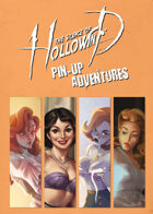 The Silence of Hollowind: Pin-Up Collection