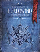 The Silence of Hollowind: Investigative Agencies - ITA Version