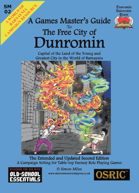SM02 A Game Master's Guide to Dunromin