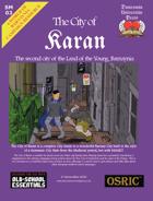 SM03 Cityguide to the City of Karan