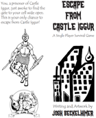 Escape from Castle Iggur