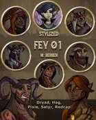 Stylized: Fey 01