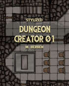 Stylized: Dungeon Creator 01
