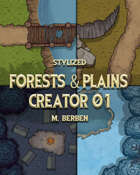 Stylized Wilderness: Forests and Plains