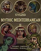 Stylized: Mythic Mediterranean 02