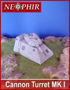Cannon Turret MK I
