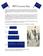 1679 Covenanter Flag