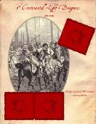 1781 3rd Continental Light Dragoons Standard