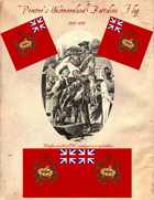 1775-83 Proctor's Westmoreland Battalion Flag