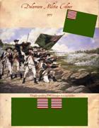 1777 Delaware Militia Flag