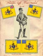 1775-1797 Philadelphia Light Horse Standard