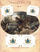 1793-1815 Paroisse de la Verrie Flag