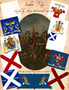 1745-1746 Jacobite Flags (Wentworth's List)