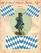 1700-1713 Bavarian Regimental Flag #3
