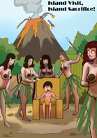 The Rebirth of Benjamin Mayhew: Island Visit, Island Sacrifice!