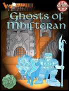 Ghosts of Mhifteran