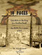 10 Paces