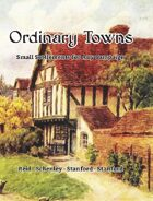 Ordinary Towns