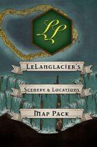 LeLanglacier's Scenery & Locations Map Pack [BUNDLE]