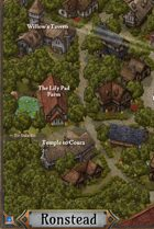 """Ronstead"" Magic Forest Village"