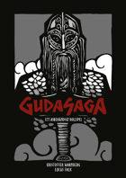 Gudasaga: Ett asbehändigt rollspel