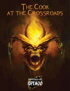 The Cook at the Crossroads - Adventure for Against the Darkmaster