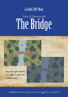 Fern And Spruces #1B: The Bridge