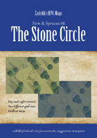 Fern And Spruces #1D: The Stone Circle