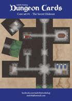 Dungeon Cards Core set #1 - The Secret Hideout