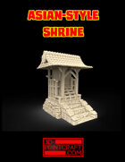 Asian-Style Shrine