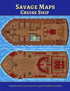 Savage Maps: Cruise Ship