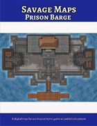 Savage Maps: Prison Barge