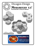 "Megahexes 1.5"" Expansion Set 1"