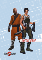 The Spy Game: Mission Booklet 1 - Deadly Data
