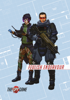 The Spy Game: Mission Booklet 2 - Fuelish Endeavour