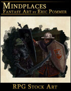 Orc Combat Stock Art