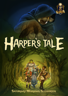 Harper's Tale: A Forest Adventure Path for 5e