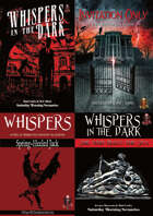 Whispers RPG Starter Bundle [BUNDLE]