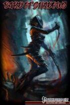 The Bard Of Shadows