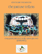 Adventurer's Encounters - The Fortune Teller